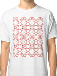 paintbrush pattern Classic T-Shirt