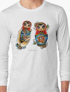 Matryoshkas Flash Long Sleeve T-Shirt