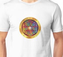 The Flower of Life Unisex T-Shirt