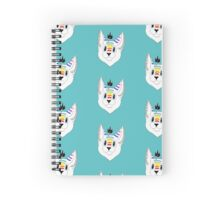Rainbow Cat Spiral Notebook