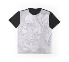 Missing Life Graphic T-Shirt