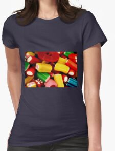 SuGaR FrEE Womens Fitted T-Shirt