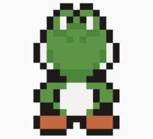 Pixel Yoshi Kids Tee