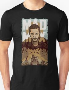 Mad max Fury Road Poster Unisex T-Shirt