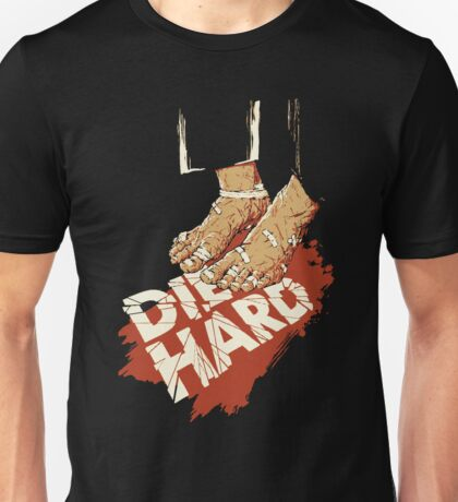 Die Hard .. Suicide Isn't A Way Out ! Unisex T-Shirt