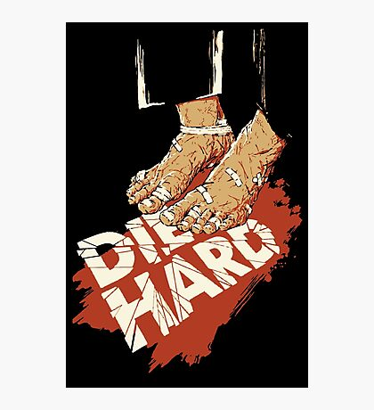 Die Hard .. Suicide Isn't A Way Out ! Photographic Print