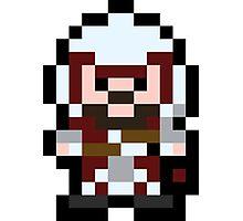 Pixel Ezio Photographic Print