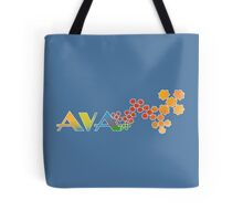 The Name Game - Ava Outlined Tote Bag