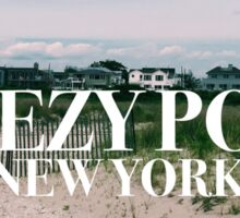 Breezy Point Sticker