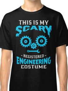 scary Engineering Costume Classic T-Shirt