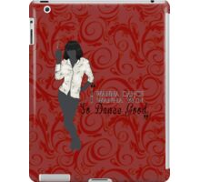Mia Wallace- So Dance Good iPad Case/Skin