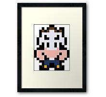 Pixel Rick Taylor Framed Print