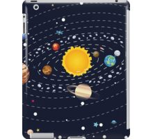 Planets of Solar System iPad Case/Skin