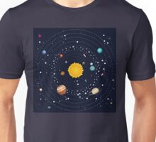 Planets of Solar System 2 Unisex T-Shirt