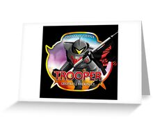 Trooper Beer - The Evil Horde Greeting Card