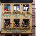 Decorated Windows by Yair Karelic