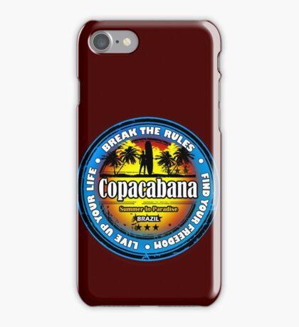 Get New Spirit Copacabana Spain iPhone Case/Skin