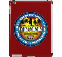Get New Spirit Copacabana Spain iPad Case/Skin