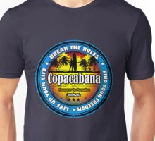 Get New Spirit Copacabana Spain Unisex T-Shirt