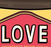 A Jar of Love Sticker