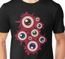 Halloween Bloody Eyeballs Unisex T-Shirt