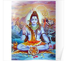 Shiva The Destroyer  Poster
