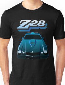 1979 Camaro Z28 illustration Unisex T-Shirt