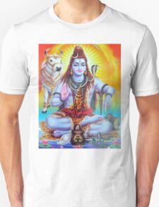 Shiva and Nandi Unisex T-Shirt