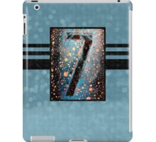 7-II Tee iPad Case/Skin