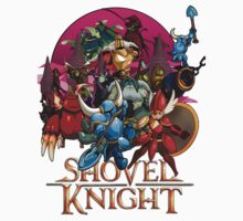 Shovel Knight 3 T-Shirt
