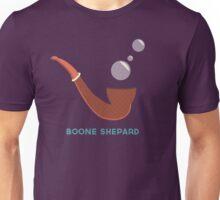 Boone Shepard Pipe Unisex T-Shirt