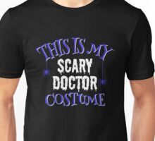 Scary Doctor Costume Unisex T-Shirt