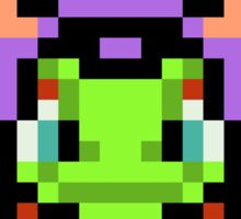 Pixel Yooka-Laylee Sticker