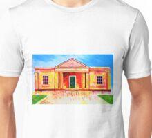 Hartley Court House NSW built 1837 Unisex T-Shirt