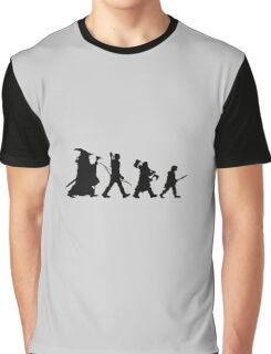 fellowship of ring Graphic T-Shirt