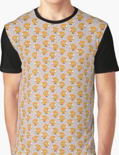 Running Fox Graphic T-Shirt