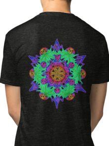GOA 4ever Mandala Tri-blend T-Shirt