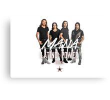 mana latino power tour Metal Print
