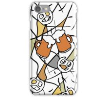 Oktoberfest Abstract 7 iPhone Case/Skin