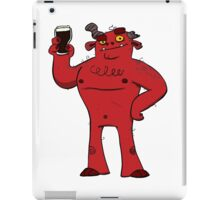 Stout Beer Monster iPad Case/Skin
