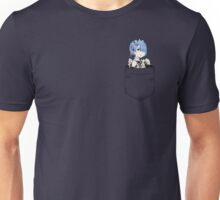 Mini Pocket Rem Unisex T-Shirt
