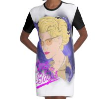 One of the boys Graphic T-Shirt Dress