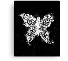 Dr.Lamb's Handprint Butterfly Canvas Print