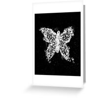 Dr.Lamb's Handprint Butterfly Greeting Card