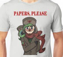 JSE- Papers, Please! Unisex T-Shirt
