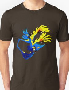 Upside Down Microraptor T-Shirt