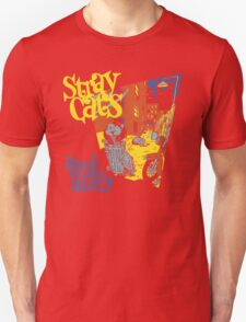 Stray Cats Back To The Alley  Unisex T-Shirt