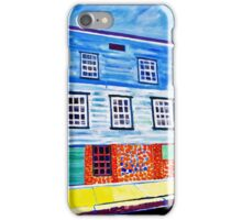 Historic house built 1844 Richmond Wisconsin USA iPhone Case/Skin