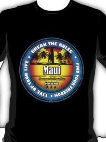 Longer Night..Fun Day At The Beach T-Shirt