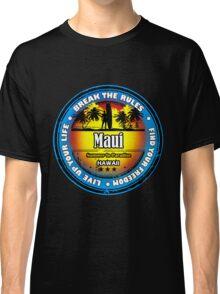 Longer Night..Fun Day At The Beach Classic T-Shirt
